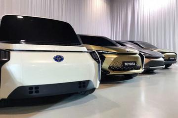 丰田加快电动汽车计划 拟提前5年销售550万辆电动汽车