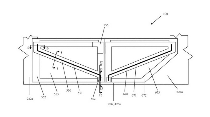 苹果申请两项最新汽车技术专利