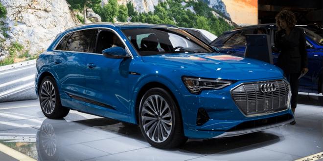 奥迪首款纯电动SUV e-tron召回540辆 因电池组存着火风险