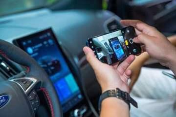 福特SYNC的新故事丨CES Asia