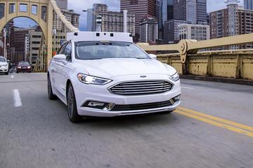 福特Argo AI在美推第三代自动驾驶车队