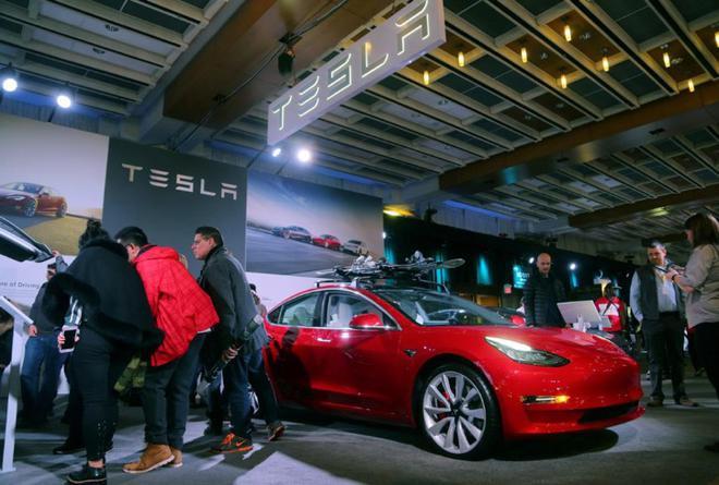 特斯拉Model 3中國造車載電腦和中央屏關稅豁免申請遭美國拒絕