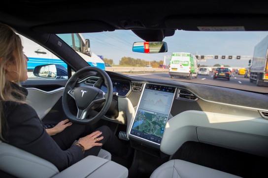 特斯拉自動駕駛團隊再失大將  感知技術負責人離職