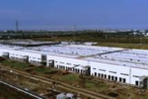 特斯拉上海超级工厂进度惊人:已开始安装生产设备