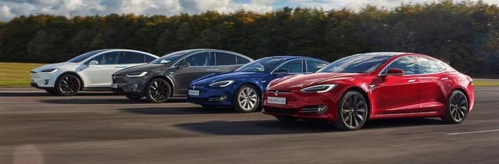 特斯拉证明了电动汽车的巨大需求
