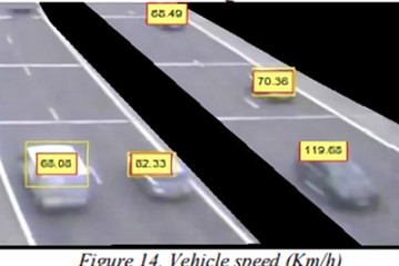 研究人员研发高速公路车辆监控系统 探测并拦截违反交规车辆