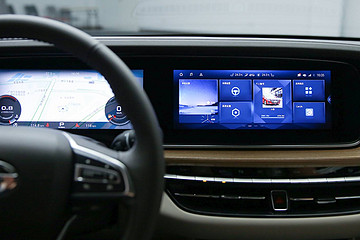 这套系统让车更懂你 体验广汽传祺祺云智联系统
