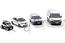 雷诺计划2022年前推出两款全新纯电动车型