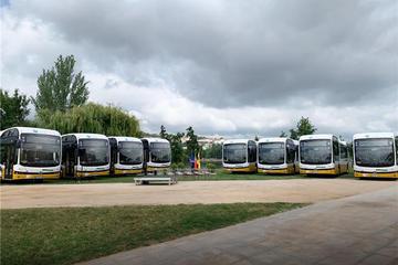 再拓新市场 比亚迪打造葡萄牙首个12米纯电动大巴车队