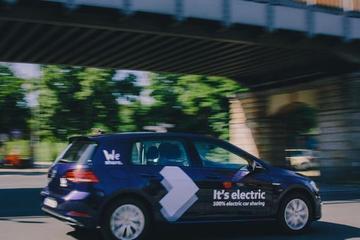 大众正式推出WeShare汽车共享服务 首批投放1500辆电动高尔夫
