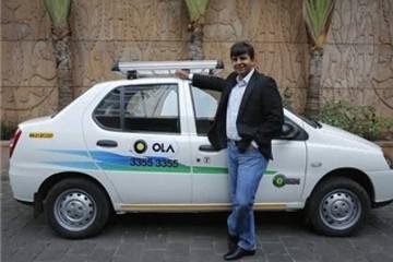 印度打车服务平台Ola获批在伦敦推网约车服务