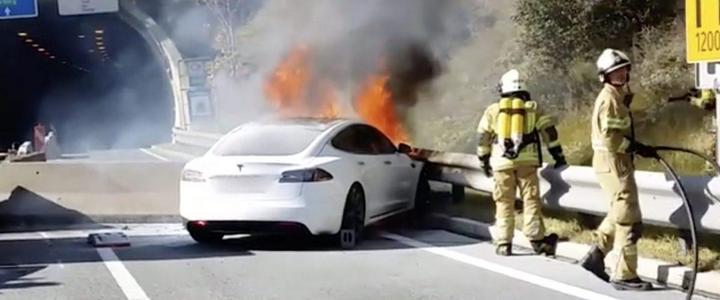 新能源车自燃原因何在?动力电池自燃占比31%
