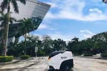 无人驾驶清扫车落地之路的技术解析