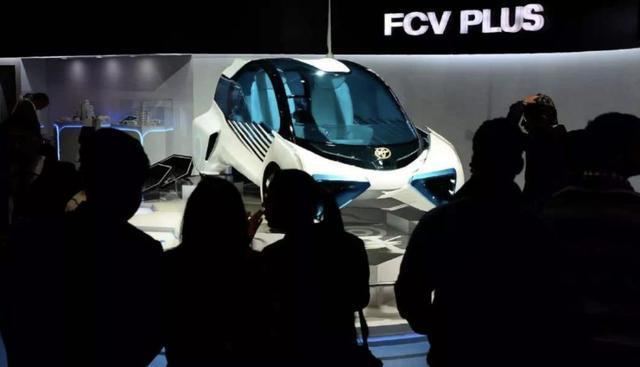 丰田燃料电池技术叩响国内大门,市场换技术会重演吗?