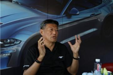 福特刘曰海:在华投建新能源汽车研发中心,未来3年推超10款电动车型
