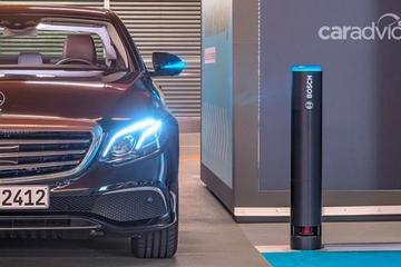 博世和奔驰合作的Level 4全自动停车库即将面向德国车主开放
