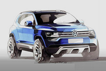 基于POLO打造/2022年上市 大众计划推新能源SUV
