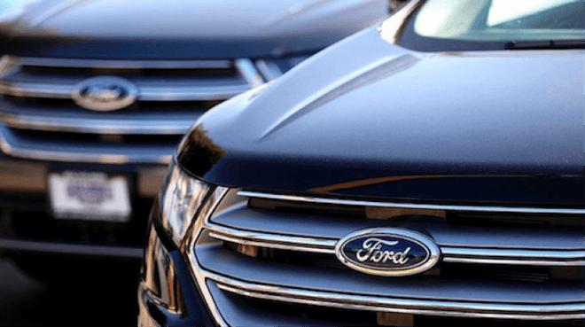 福特2019年盈利预期低迷 股价现三年来最大跌幅市值已低于特斯拉26亿美元
