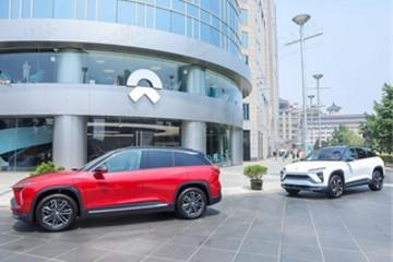 蔚来汽车发布7月销量:ES6首次破千辆 ES8下滑至436辆