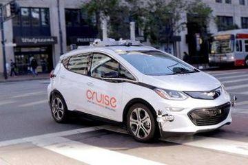 丰田、通用的自动驾驶战略分析