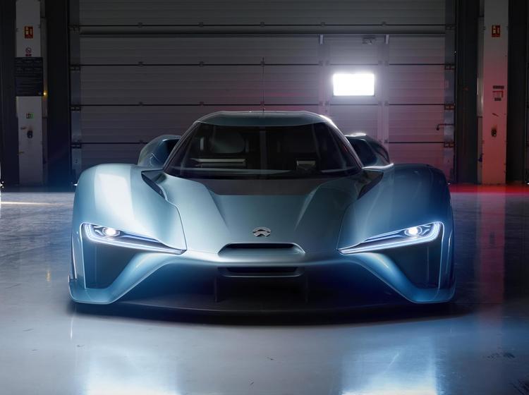 回归赞助商,被曝Vision GT,蔚来的Blue Sky在赛道?