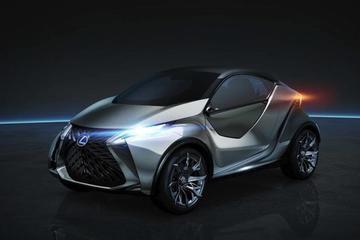 雷克萨斯或与丰田品牌共享电动车平台 首款车为城市型掀背车