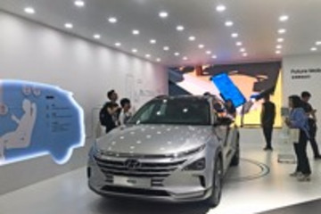 氢燃料电池装机量猛增六倍,现代、丰田在华抢风口
