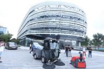 无人驾驶国内落地又一例,高仙从张江开始做起扫地生意