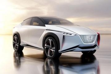 传日产向美国经销商展示了一款即将上市的电动跨界车