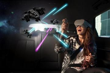 HoloRide成为保时捷和奔驰伙伴 推出VR技术可防止晕车