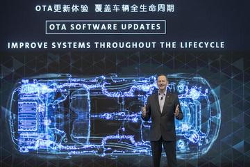 软件系统成车企最新战场,通用汽车在华推出全新一代电子架构