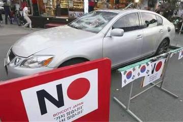 贸易战持续发酵,日系车在韩销量继续腰斩