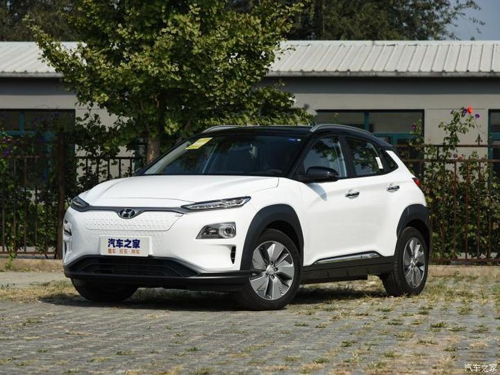 北京现代 昂希诺纯电动 2020款 GLS智捷版