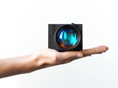 黑科技,前瞻技术,自动驾驶,Blickfeld,远程激光雷达,激光雷达自动驾驶,Cube Range,汽车新技术