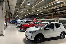 北京新能源汽车促销节探访,最高优惠6万元