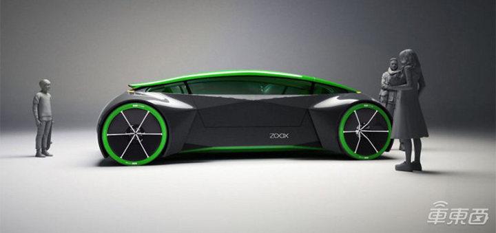 自動駕駛創企Zoox再獲2億美元投資 累計融資超過70億人民幣