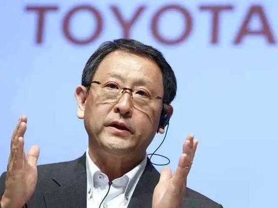 豐田電動汽車的加速與難題
