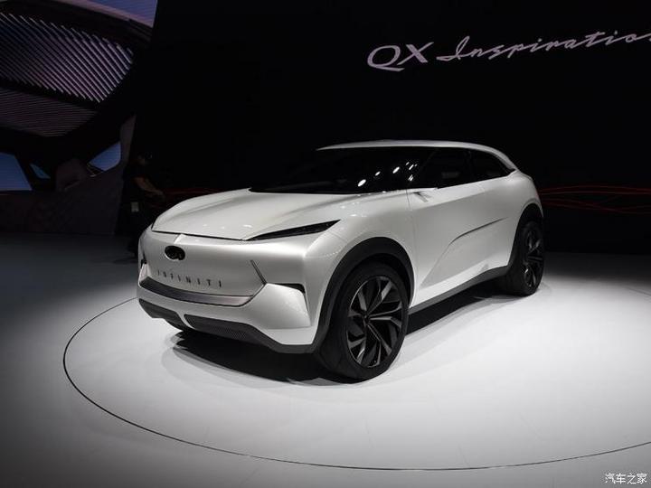 英菲尼迪(进口) QX Inspiration 2019款 Concept