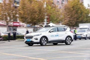 规模化载人测试 百度自动驾驶有大动作