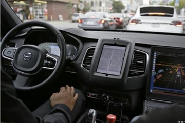 Uber自动驾驶业务10亿美元金主曝光