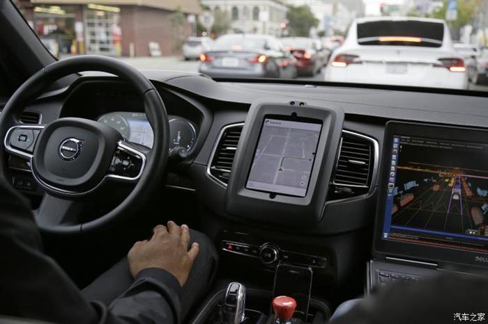 自动驾驶,Uber融资,Uber自动驾驶研发