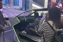 2019进博会 | 自动驾驶喧宾夺主