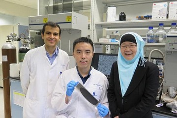 新型阴极制备法让储能超10倍的锂硫电池取代锂离子电池