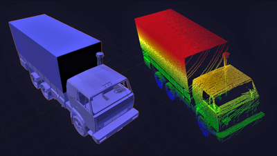 黑科技,前瞻技术,Cepton Technologies,车辆分类,Cepton激光雷达,道路收费系统,汽车新技术