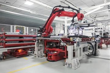 自建三电车间、贯彻工业4.0理念 探秘零跑汽车金华工厂
