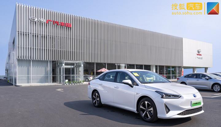 廣汽豐田首款純電轎車iA5今起交車 16.98萬起終身免費車聯網流量