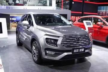 广州车展之中国品牌:在挣扎中求变