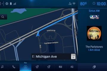 福特计划借助Sync 4提供更多类似智能手机的体验