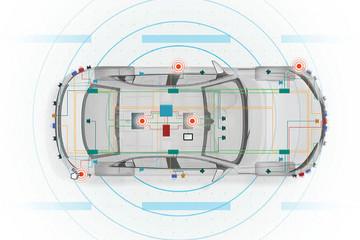 聚焦ADAS 车市寒冬下零部件厂商的智能驾驶布局