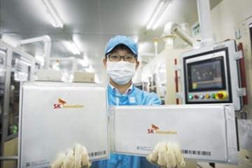 投资73.82亿! SK创新在江苏盐城建电池厂供应给起亚汽车